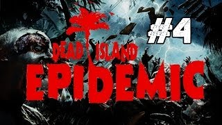 Dead Island: Epidemic - THE CLOSEST GAME EVER! (Closed Beta)