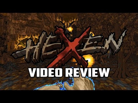Download Retro Review - Hexen: Beyond Heretic PC Game Review