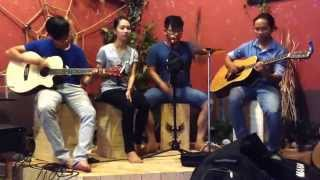 Zombie acoustic cover(5Ting band)