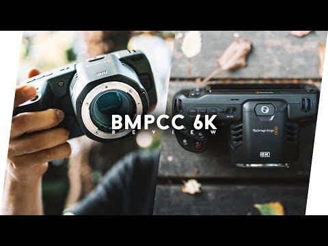 📷 2.500€ 6k Kinokamera?! - Blackmagic Pocket Cinema Camera 6k Review [deutsch]