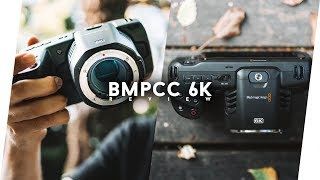 2.500€ 6k Kinokamera?! - Blackmagic Pocket Cinema Camera 6k Review [deutsch]