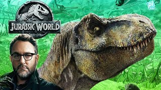 Colin Trevorrow Reveals Jurassic World 3 Dinosaur News