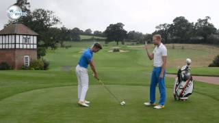 The Correct Downswing Sequence - Relay Race