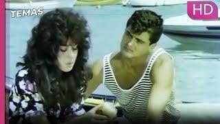 Temas - Genç Ve Yakışıklı Adamın Teknesinde Yaşamaya Başladı | Romantik Türk Filmi