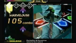 Kon - Pocketful of Sunshine (Expert) AAA #093 - Perfect Full Combo on DDR X2 (PS2, U.S.)