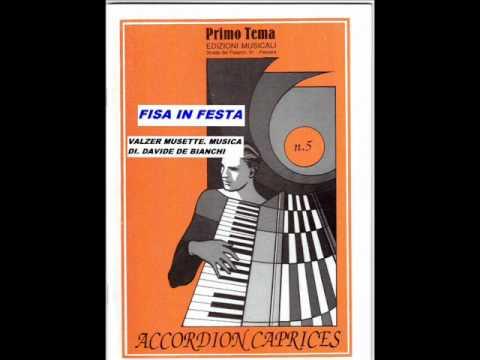 FISA IN FESTA. musica di DAVIDE DE BIANCHI