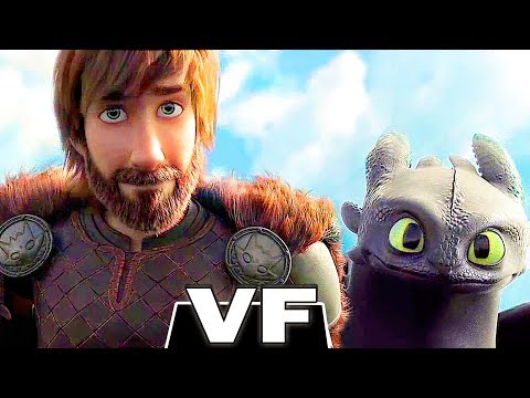 DRAGONS 3 streaming VF (Animation, 2019) Le Monde Caché