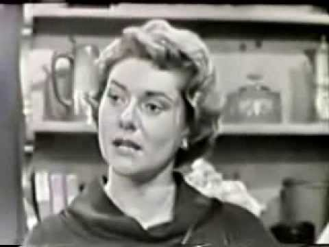 Rod Serling's Patterns - with Elizabeth Montgomery (1955)