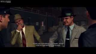 L.A. Noire - Intro & Mission #1 - Upon Reflection
