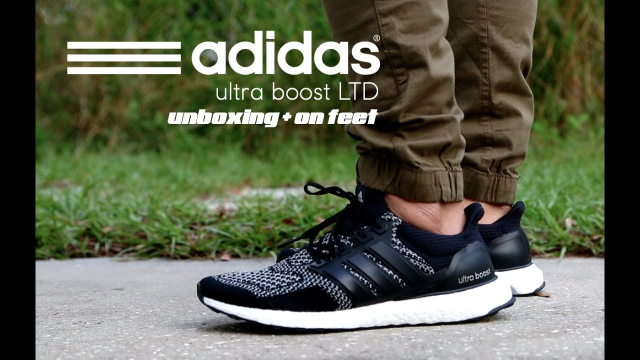 Adidas Ultra Impulso Ltd Unboxing Riflettente + A Piedi Su Youtube