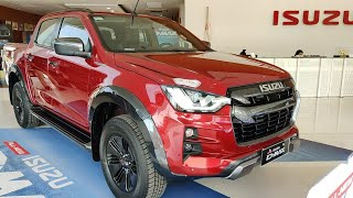 2021 ISUZU D-Max V-Cross 3.0L (190HP) Red - Reliable Pick Up You always buy