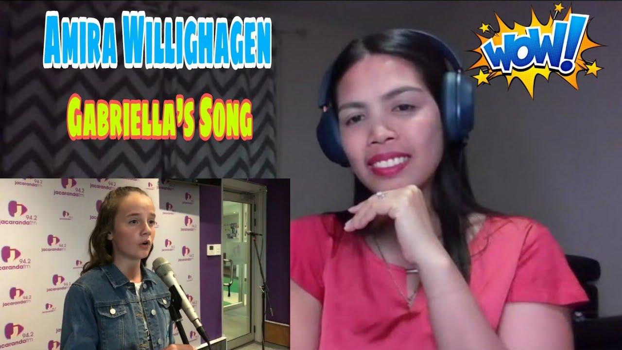 Song youtube amira gabriellas Amira sings