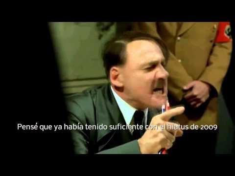 Hitler se entera que aun no sale el 219 de D.Gray-Man