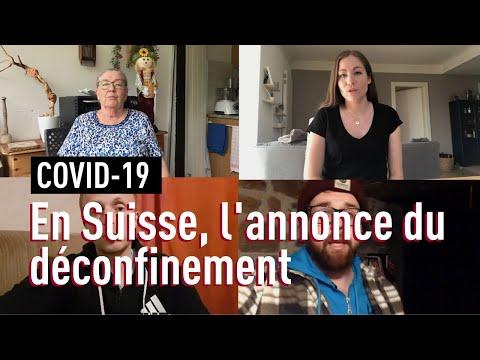 Coronavirus: la Suisse confinée, épisode 3