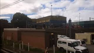 NSWTrains Vlog 153: A Trip on S43 from Lidcombe to Olympic Park