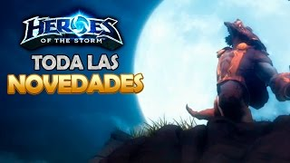 Heroes of the Storm | TODA LA INFO BLIZZCON 2015