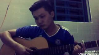 Lặng nhìn khoảng cách - guitar cover
