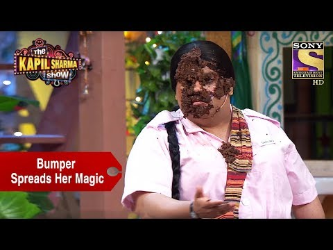 Bumper Spreads Her Magic – The Kapil Sharma Show