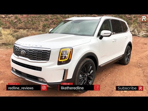 Is The 2020 Kia Telluride The New 3-Row SUV King?