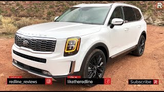 2020 Kia Telluride SX - The New 3-Row SUV King