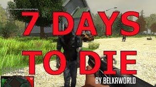 7 days to die - Крафт