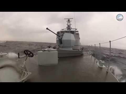 BAE Systems Naval Guns at Euronaval 2016