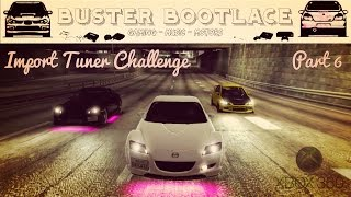 Buster Plays: Import Tuner Challenge on Xbox 360 Part 6 -