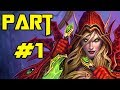 Hearthstone Arena with Hollow: Super Sneaky Rogue - Part 1