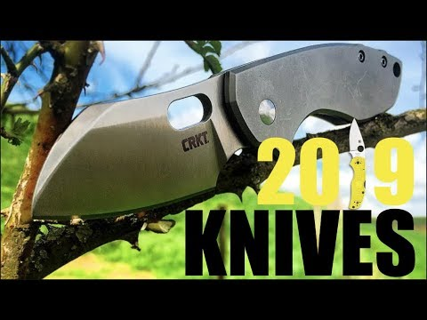 Top 7 NEW Knives Announced For 2019 (& SHOT Show 2019 Plans) Mp3