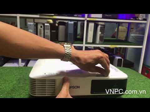 Review Epson Eb-2255u độ sáng cao