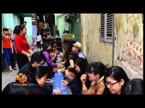 Ăn Vặt Hà Nội - Vui Sống Mỗi Ngày [VTV3 – 01.05.2015]