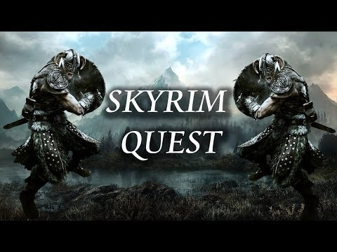 The adventures of  Finder final  skyrim ep 1
