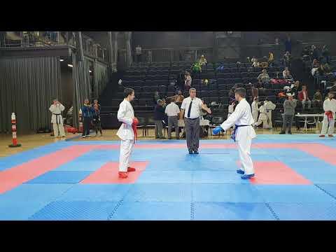 13 Ekim ALI BAYAT Karate Maçı