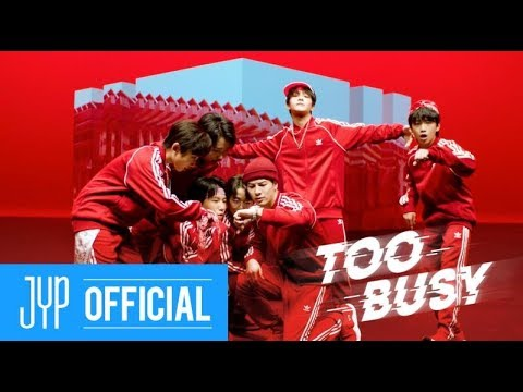"BOY STORY ""Too Busy (Feat. Jackson Wang(王嘉尔))"" M/V"