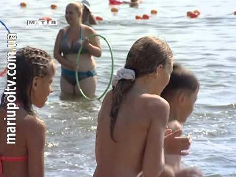События дня 11.08.2014 (детский отдых у моря)