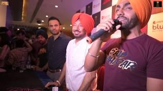 Saab Bahadar | Promotional Tour (Day -2) | Ludhiana | Ammy Virk | Releasing on 26th May