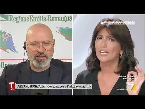 Terremoto in Emilia Romagna, le ultime notizie con Stefano Bonaccini