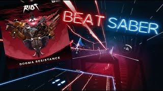 RIOT - Take That (Expert+, S) [Beat Saber]