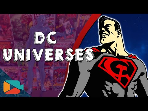 Top 10 DC Comics Alternate Universes and Timelines  [DC Multiverse] - That Sci-Fi Show