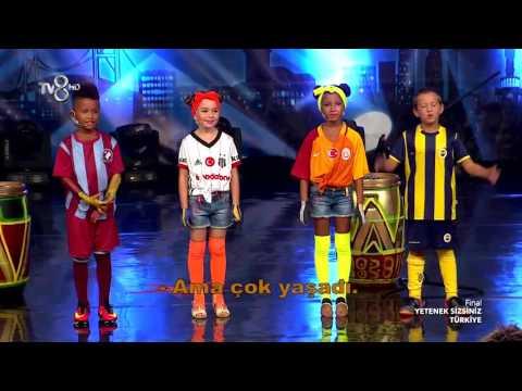 Cool Kids ¦ Yetenek Sizsiniz Türkiye Final    AntalyaVocalInstitute