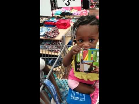 My India pooh pooh at Walmart dad got her on tha spot