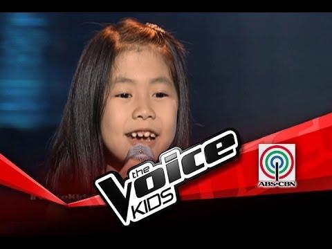 "The Voice Kids Philippines Blind Audition ""Titanium"" by Karla Cruz"
