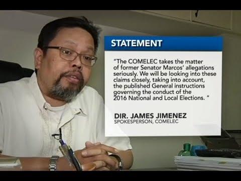 Mga basang balota at nawawalang audit logs, iimbestigahan ng COMELEC