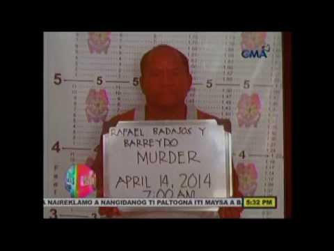 BANGUED, ABRA - 2 Wanted Persons was arrested for the crimes of murder.
