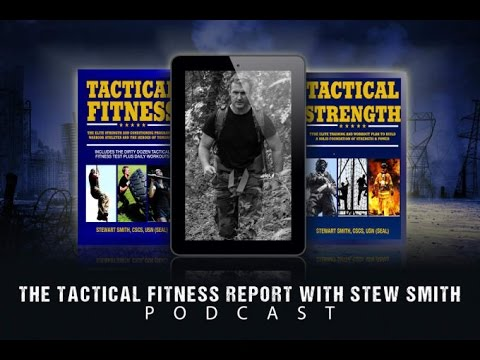 Tactical Fitness Report #13 - Defeat the Quit Demon