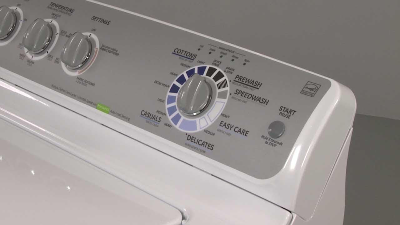ge front load dryer manual [ 1280 x 720 Pixel ]