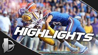 2018: #22 Florida Gators vs. #5 LSU Tigers - Highlights