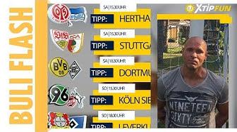 6. Spieltag - Thorsten Legat tippt auf angestachelte Leipziger, BVB und Bayern | Xtip fun