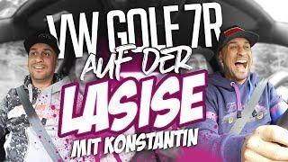 JP Performance - Heiße Sohlen! | VW Golf 7R auf der LaSiSe