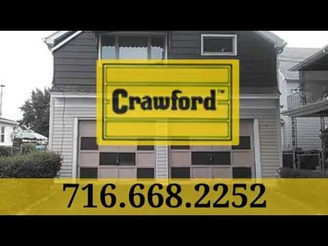 Garage Door Service Repair in Buffalo New York by Crawford Door of WNY Residential & Commercial